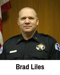 Brad Liles, Albany Police Department
